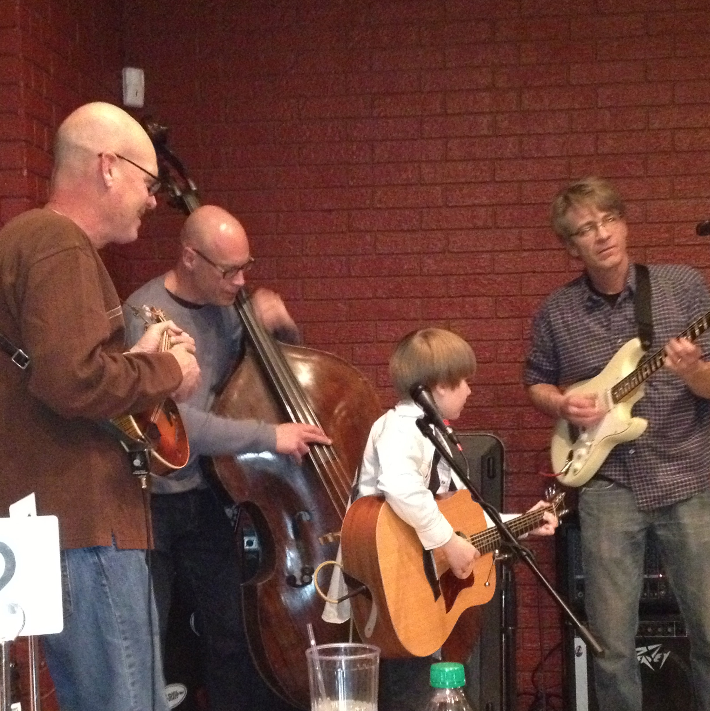 A great time with great musicians at Tanya's Soup Kitchen